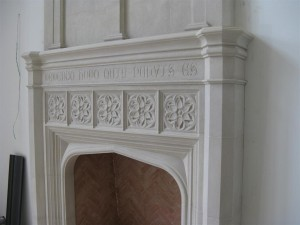Marvelous Marble Designs Inc is redefining homes by providing spectacular hand curved French limestone mantel or Indiana Limestone mantel.